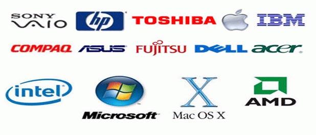 Significado das Grandes Marcas da Informática
