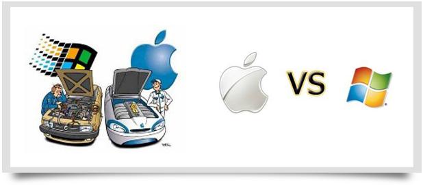 Oh Dúvida Cruel: PC ou Mac ?