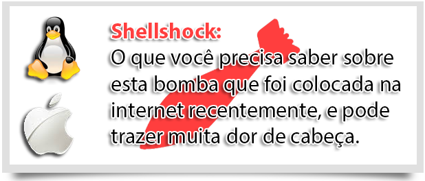 Shellshock: A BOMBA que foi colocada na internet