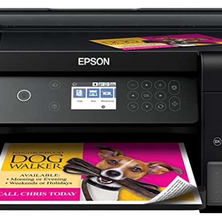 Epson Expression ET-3700 EcoTank Wireless Color All-in-One